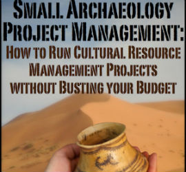 Cultural resource management products and services