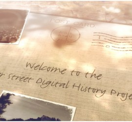 Introducing the River Street Digital History Project