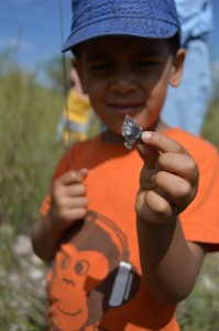Getting minority children involved in archaeology at a young age will help increase diversity