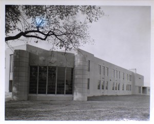 South Junior High c.1945; A historical junior high in Boise that is no more