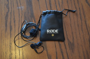 Record sweet oral histories with the Smartlav by Rode