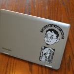My laptop supports family beer pubs in Seattle