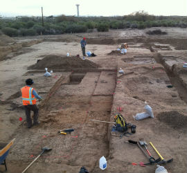 CRM archaeology